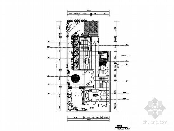 [深圳]混搭风格三层别墅样板间室内装修图(含效果)