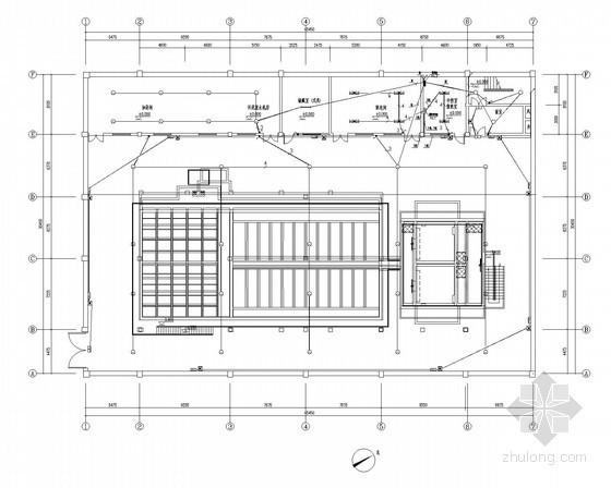 [江苏]文化公园强弱电施工图33张