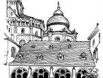 手绘资料分享|800张国外建筑手绘精选