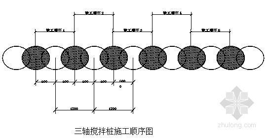 [江苏]某软件园基坑开挖支护施工组织设计