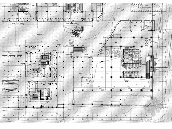 [湖南]投资20亿元跨国酒店管理高档五星级酒店设计方案