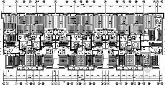 [山东]住宅小区采暖设计施工图(换热站详图)
