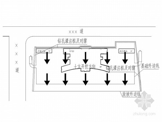 [天津]淤泥地质基坑开挖及降水施工方案