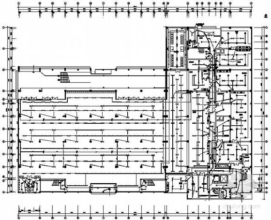 某大学食堂电气图