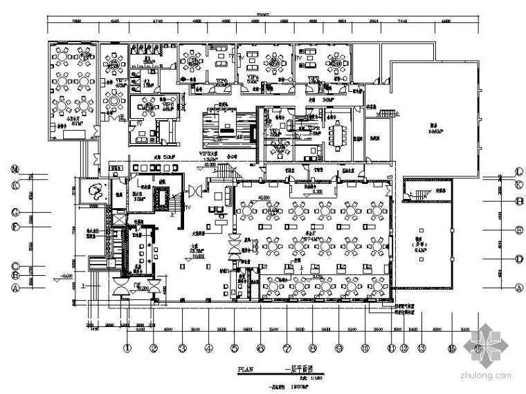 [三门峡]新中式大酒店室内装修图(含效果)_1