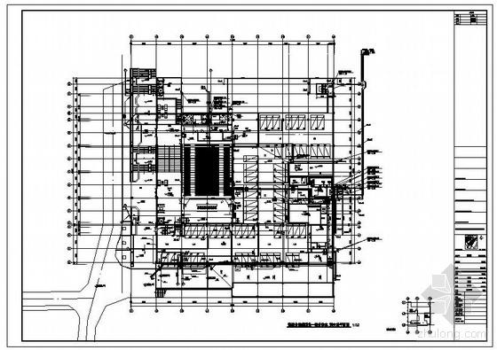 深圳市某训练基地改扩建工程虹吸雨水排水系统成套图纸