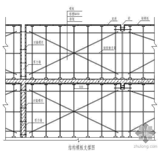 无锡市某小高层住宅区工程施工组织设计(框架、桩基)