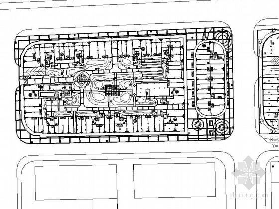 [泉州]居住区园林植物配置设计施工图
