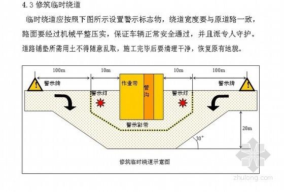 天然气长输管道建设工程施工组织设计