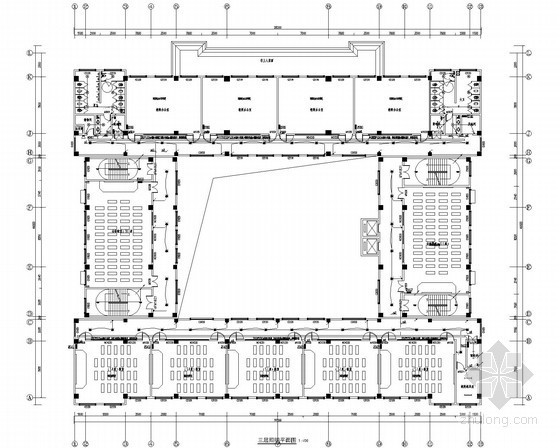 [安徽]职教中心电气设计施工图纸123张(著名设计院 2015年完成)