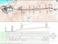 [浙江]含新奥法隧道双向四车道一级公路省道改建设计图纸812页(涵洞交通设施)