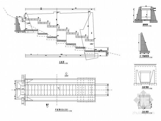 多跨径钢筋混凝土盖板涵设计图(41张)