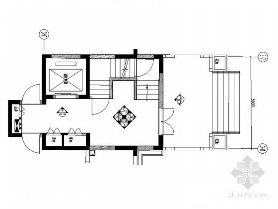 住宅公寓公用电梯厅装修图