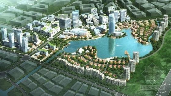 [四川]大型城市综合体规划及单体设计方案文本(国外知名建筑设计事务所)