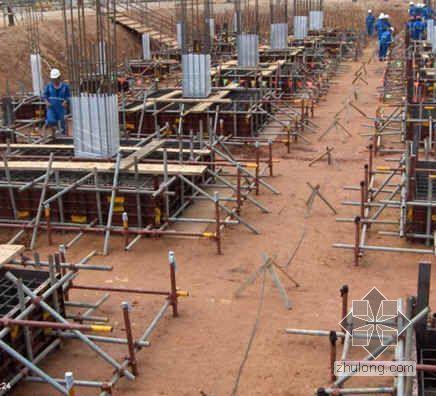 青岛市建筑工程模板支撑系统安全管理规定技术培训(PPT)