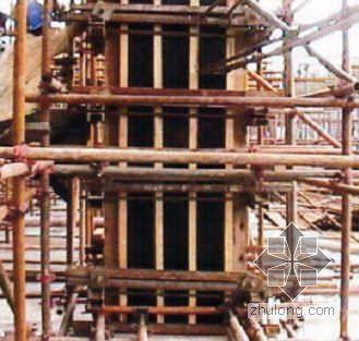 浙江某住宅工程主体结构施工方案(附照片)