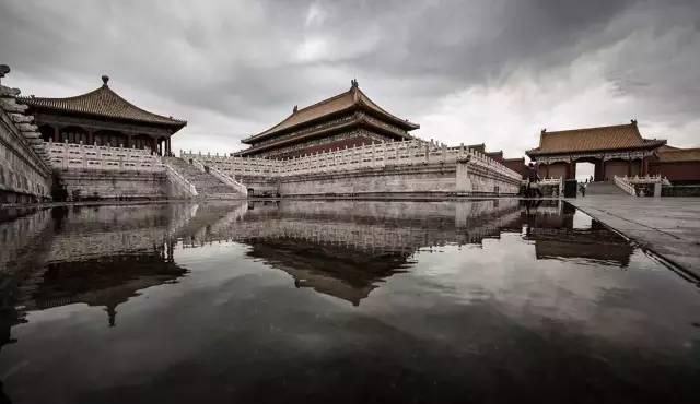 暴雨天,给你讲讲故宫的排水系统!_1