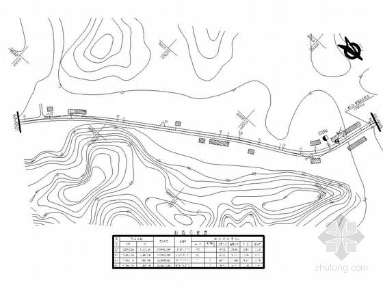 [四川]公路大修工程全套施工图设计570张(含桥涵 交通 预算)