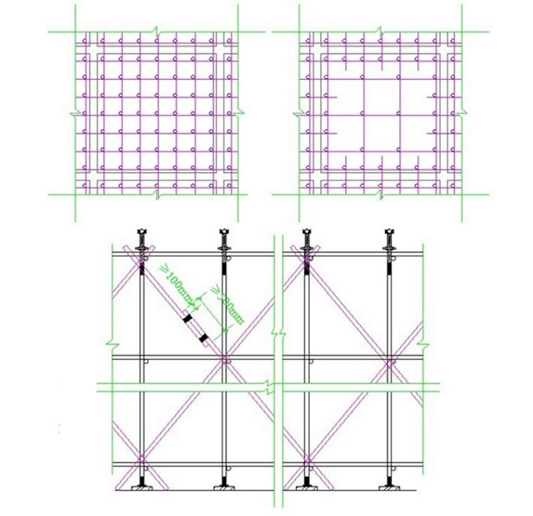 住宅楼工程模板工程安全专项施工方案(55页)