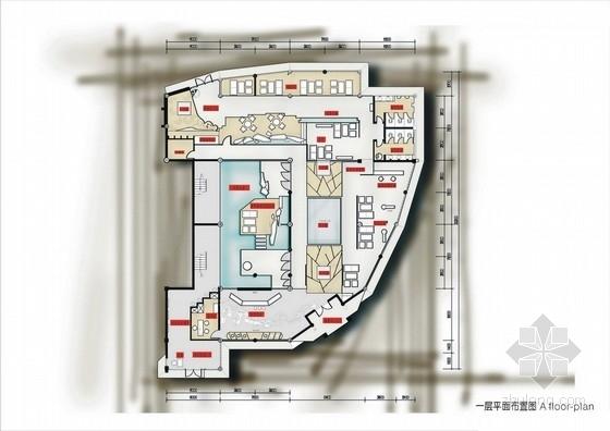[四川]新中式大气售楼处概念设计方案(含效果图)