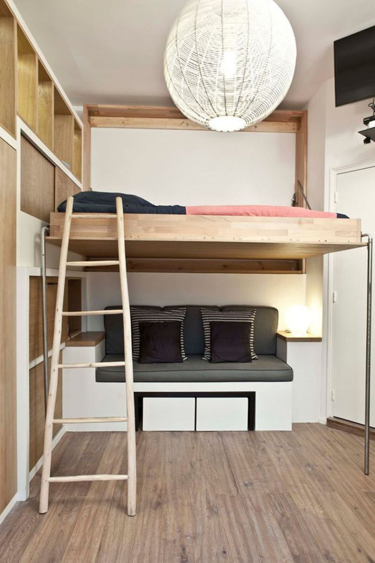 谁说青少年卧室最难设计?呶这里有14个例子_7