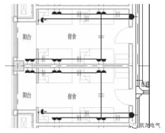 图5 末端支线采用导线布线.jpg