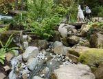 隈研吾:美国波特兰日本花园中的三个新花园