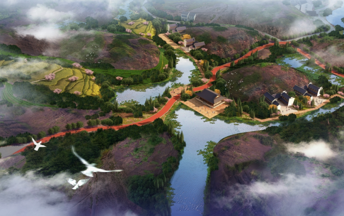 [江西]溪谷山地生态旅游度假公园景观规划设计方案(2017最新)_2