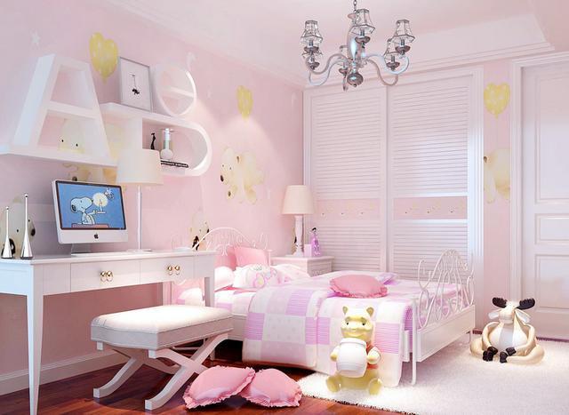 萌娃们都喜欢的儿童房
