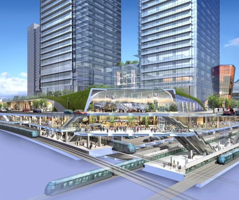 商业建筑设计24大要点,案例+多图预警!_11