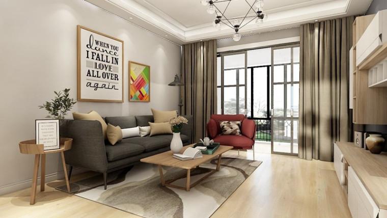不同feel的客厅,你会pick哪一款?_4