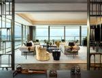 YABU--深圳湾1号T5-A户型新中式风格样板房装修实景图
