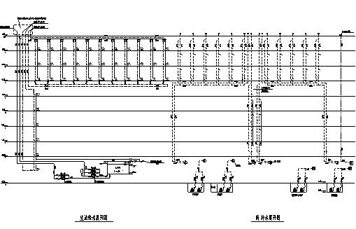 江苏省启东市某后勤服务中心给排水施工图_4