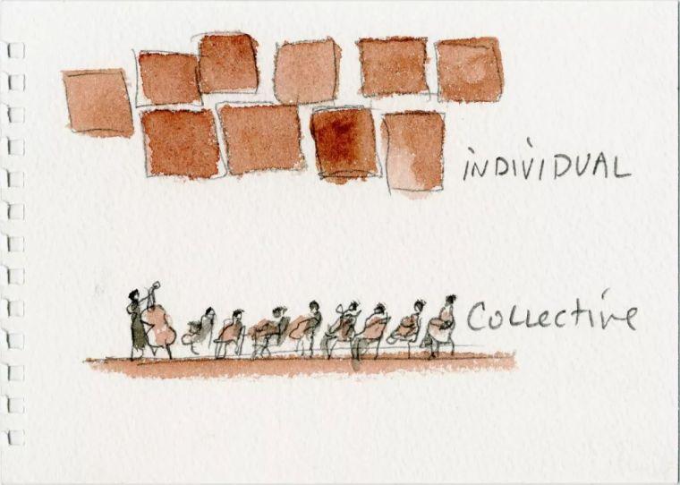 斯蒂文·霍尔在中国的首个作品展,向我们摊开了他个人的手绘本_34