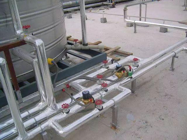 手算给排水、暖通、电气工程安装工程量合集