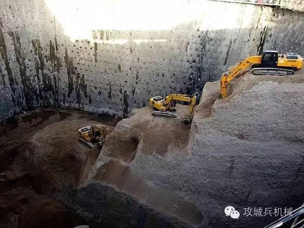 深基坑工程事故类型总览_4