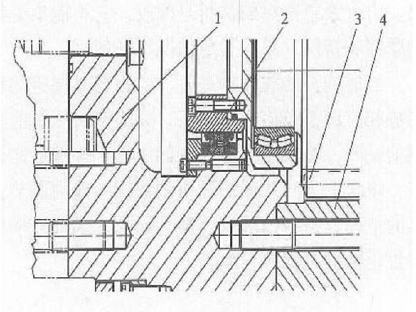 高水压地段泥水盾构施工防水技术
