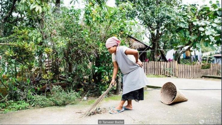 亚洲最干净的村庄,你想不到的地方_2
