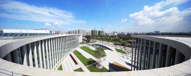 中国哈尔滨哈西新区发展大厦_2
