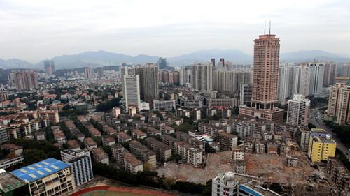 如何有序的、规范的进行旧城改造