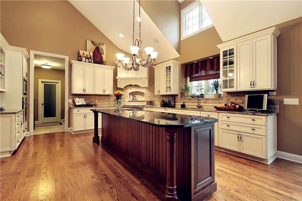 开放式厨房怎么装?四个步骤让你拥有完美开放式厨房!