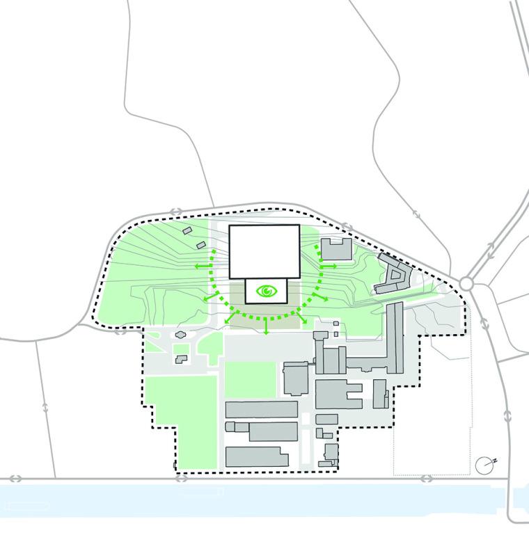 比利时可持续的Solvay国际办公总部-11