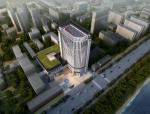[湖北]某中医医院门急诊综合大楼工程概念性方案设计