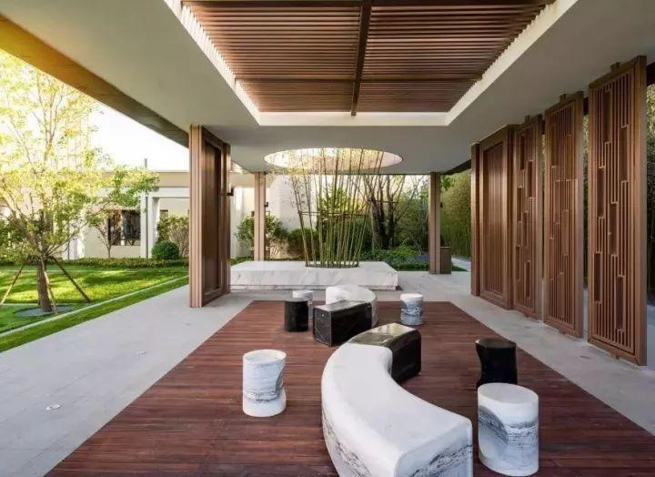 50款|各式新中式景观亭设计