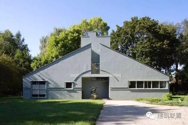 建筑大师为母亲设计的房子