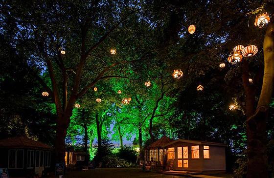 2018切爾西花卉展的亮點花園,你知道哪些呢