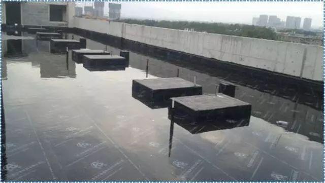 屋面SBS卷材防水详细施工工艺图解及细部做法_29