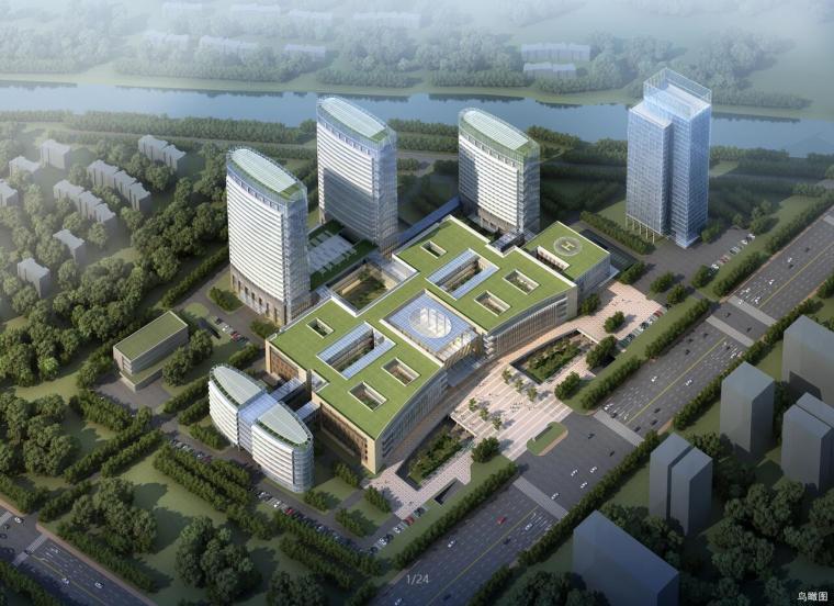 [江苏]徐州医学院附属医院建设设计文本