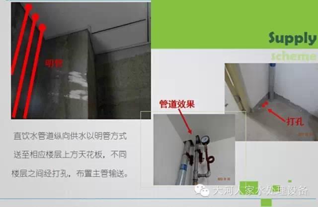 管道直饮水系统技术设计规程(二)——管道施工安装