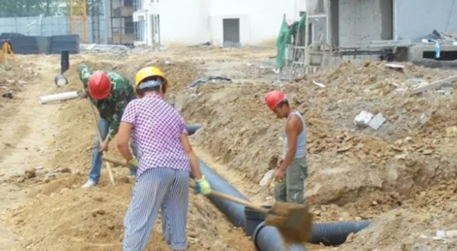 室外给排水工程监理实施细则